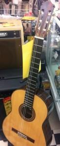 クラシックギター 茶位幸信 No.10