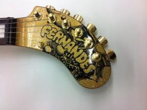 zo-3 フェルナンデス ギター 買取品