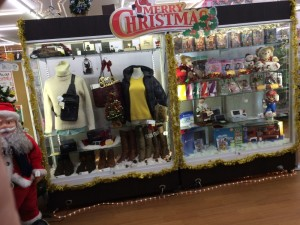 エコパーク清洲店のクリスマス