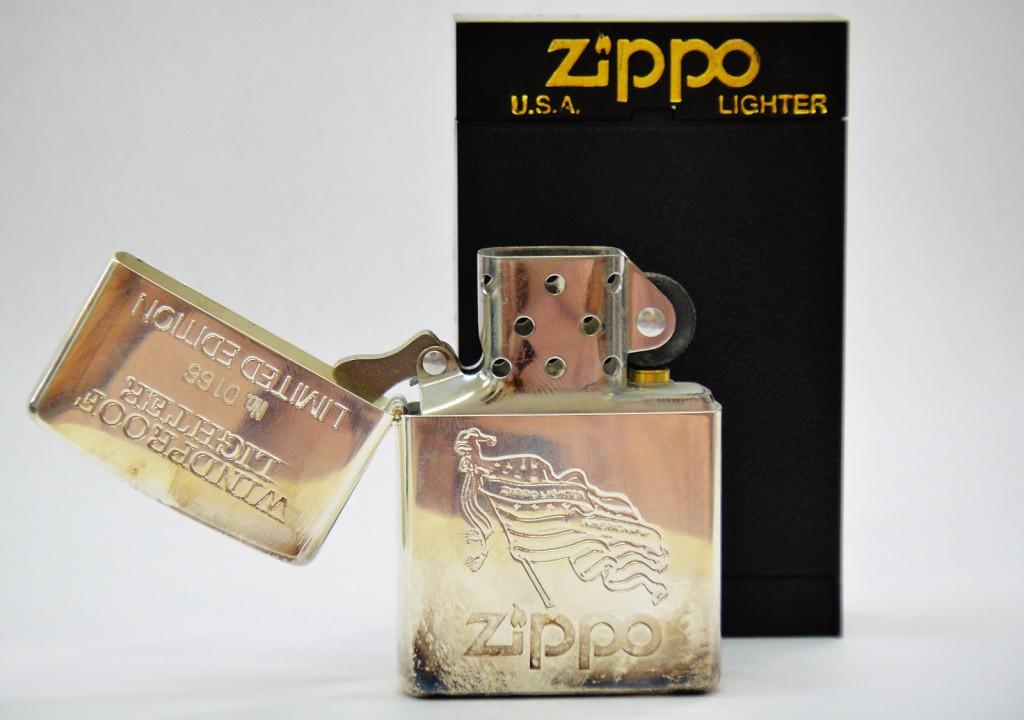 エコパーク津島店では、ZIPPO ライターを強化買取中