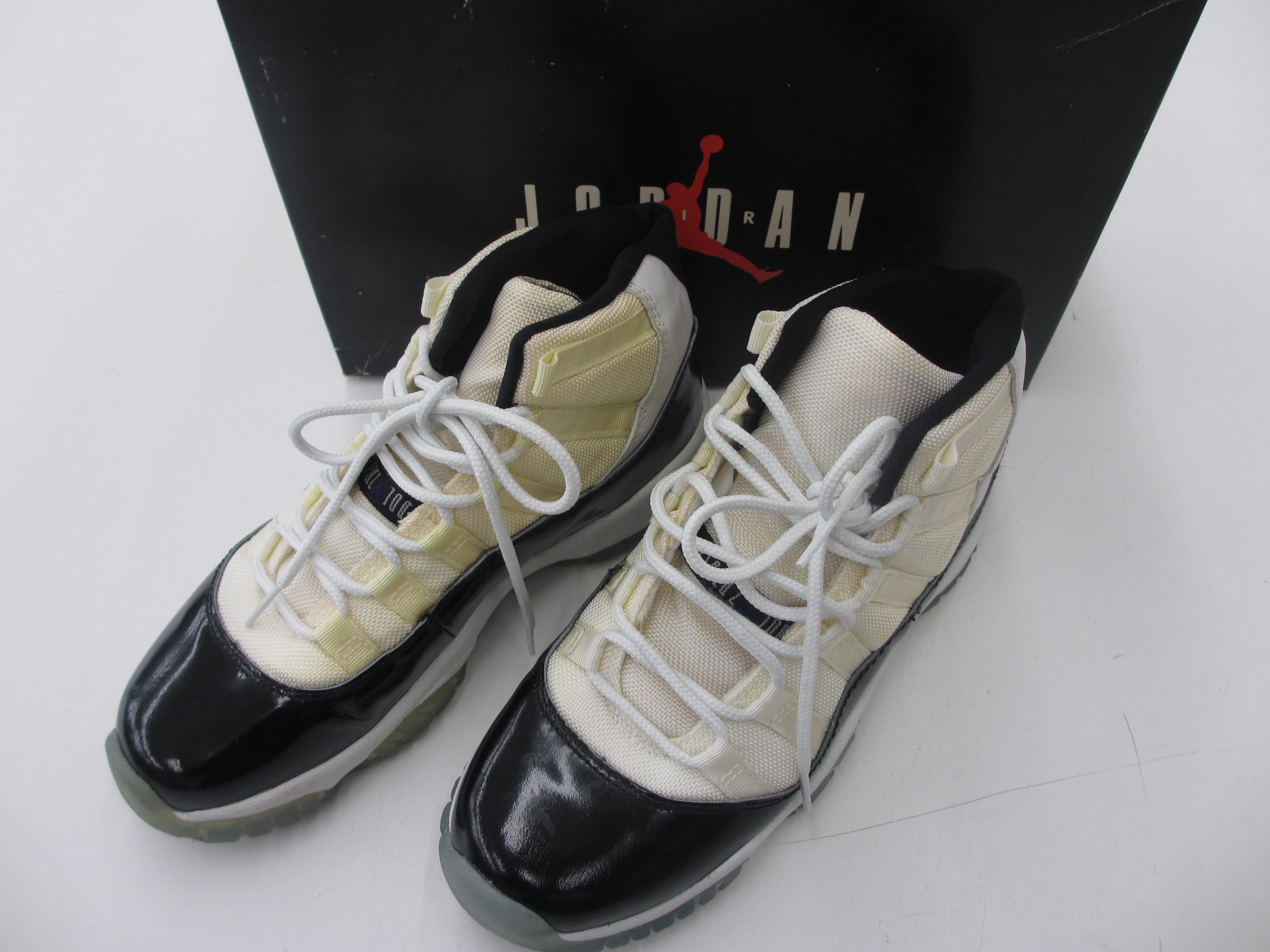1996年 オリジナルのAIR JORDAN 11 BG