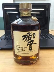 【サントリー】SUNTORYウイスキーの響オールドボトルを買い取りました!!津島市にある総合リサイクルショップ「エコパーク津島店」