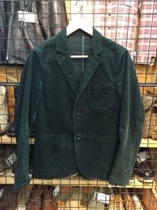 【ビームス】BEAMSのコーデュロイジャケットを買い取りました!!津島市にある総合リサイクルショップ「エコパーク津島店」