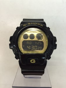 【CASIO】カシオ・G-SHOCKのDW-6900CBを買取りました!津島市にある総合リサイクルショップ「エコパーク津島店」